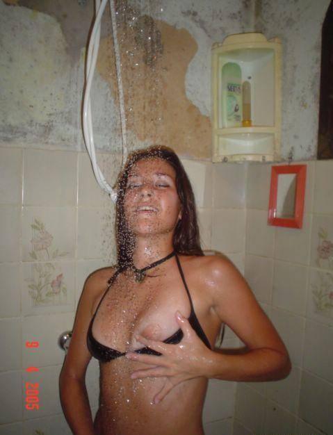 Caresse de seins