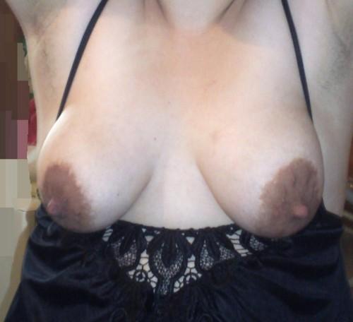 Les seins d'Aline
