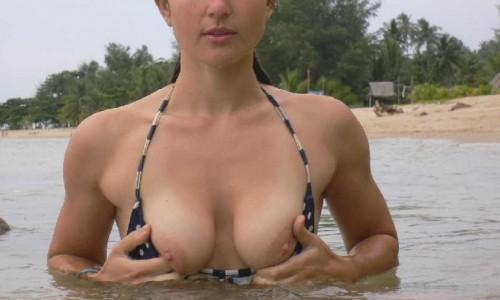 Ses deux bouts de seins