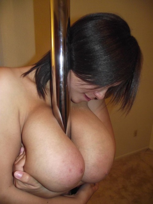 Pole dance amateur
