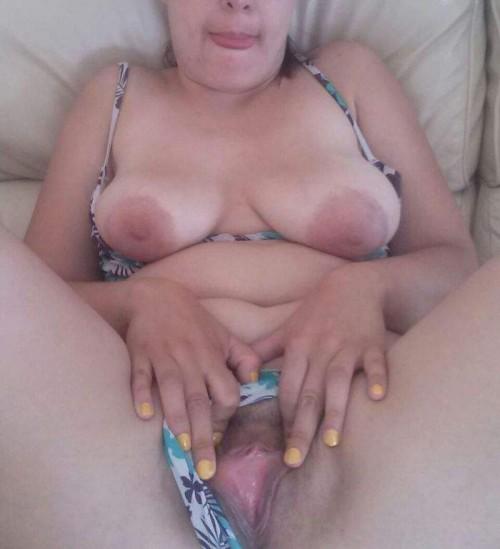 La secrétaire nue